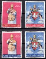 VATICAN  N* 268 A 271 TB Charnieres - Vatican
