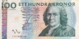 Sweden 100 Kronor, P-65a (2001) Very Fine - Sweden