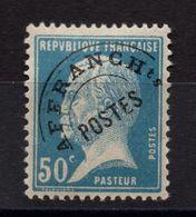 "TIMBRE PREOBLITERE "" PASTEUR "" N° 68 NEUF * TTB - 1893-1947"