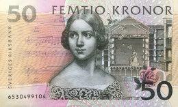 Sweden 50 Kronor, P-62a (1996) AU - Sweden
