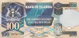 Uganda 100 Shillings, P-31c (1996) UNC - Uganda