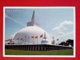 Splendours Of Sri Lanka Ruwanweli Maha Seya - Sri Lanka (Ceylon)