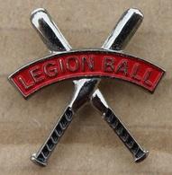 LEGION BALL - BATTES DE BASEBALL ? - CRICKET ? -             20) - Baseball