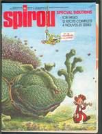 SPIROU HEBDOMADAIRE N°2031 TB COMPLET AVEC LE TROMBONE ILLUSTRE 1977 - Spirou Magazine