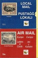 MALTA, 1994 Booklet 5/6, 10x5 Local, 5x14 Air Mail - Malta
