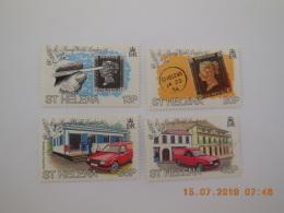 Sevios / St. Helena / Stamp **, *, (*) Or Used - Saint Helena Island