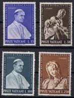 VATICAN  N* 401 A 404 TB Charnieres - Vatican
