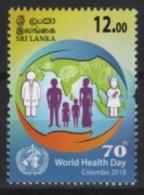 Sri Lanka (2018)  - Set -  /  Helath Day - Family - Children - Organizations