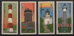 Taiwan (2018) - Set -  /  Leuchtturm - Faro - Phares - Lighthouses - Vuurtorens
