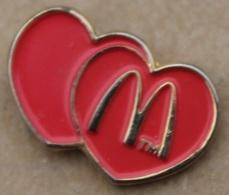 MAC DO - MC DONALD'S - I LOVE - COEURS    -        (20) - McDonald's