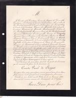 PARIS Comte Paul De SEGUR 77 Ans 1886 Famille D'ESTISSAC De LA ROCHEFOUCAULD De MERODE D'ARENBERG - Décès