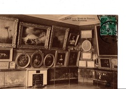 CAEN. - 4. - Musée De Peinture.  Salle Montaran.  Edit. P. R. - Caen