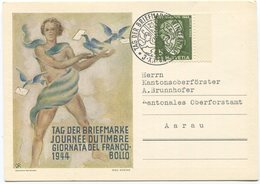 1938 - 1944 Tag Der Briefmarke Sonderkarte - Briefe U. Dokumente