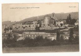 34 La Salvetat, église Et Promenade (A2p30) - La Salvetat