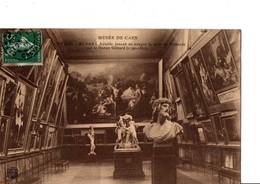 MUSEE DE CAEN. - I. - 3ème Salle. - Au Fond : Achille Jurant De Venger La Mort De Patrocle Par Le Baron Gérard (1790-183 - Caen