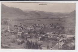 Grandvillard, Vue Générale 1911 - FR Fribourg