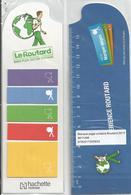 Marque-pages Le Guide Du Routard 2017 Sous Blister - Bookmarks