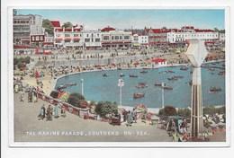 The Marine Parade, Southend-on-Sea - Slogan Pmk 1964 - Southend, Westcliff & Leigh