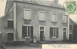 Bouillon - Grand-Hez - Frontière Franco-Belge - Maison Joséphine Leroy - Bouillon