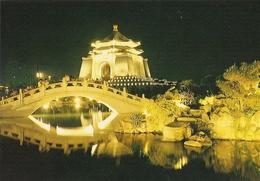 4 CP Taiwan, Formose - Taipei - Chiang Kai-Shek Memorial - 4 Cartes - Taiwan