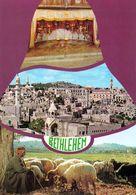 1 AK Palästina * Ansichten Von Bethlehem - Blick Auf Die Stadt - Die Geburtsgrotte - Ein Schäfer * - Palestina