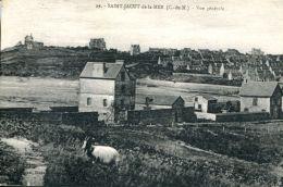 N°63618 -cpa Saint Jacut De La Mer -vue Générale- - Saint-Jacut-de-la-Mer