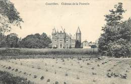 Assesse - Courrière - Château De La Posterie - Assesse