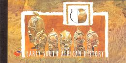 South Africa 1998 Booklet Early South African History Art Antique Archaeology Cultures Stamps MNH SG SB47 - Archaeology