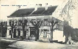 Bruxelles - Café Du Fort Jaco - Cafés, Hôtels, Restaurants