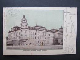 AK ARAD 1900 ///  D*33398 - Rumänien