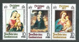 NOUVELLES-HEBRIDES  N°  524/26  **  TB  1 - French Legend