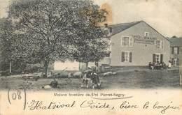 Vresse - Maison Frontière Du Pré Pierret-Sugny - Vresse-sur-Semois