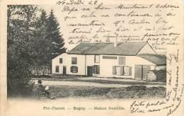 Vresse - Pré Pierret-Sugny - Maison Frontière - Vresse-sur-Semois