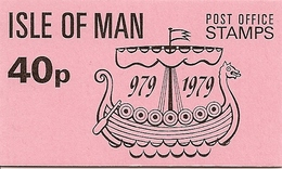 MAN, ISLE OF, 1979, Booklet 9, Mi MH3 - Man (Insel)