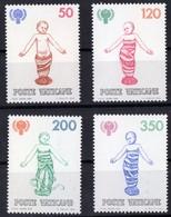 VATICAN  N** 685 A 688  MNH - Neufs