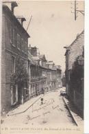 D76 - St Valérie En Caux - Rue National Et La Poste  : Achat Immédiat - Francia