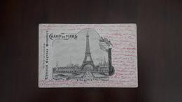 Chocolat Express GRONDARD - PARIS-  Le Champ De Mars - Autres Monuments, édifices