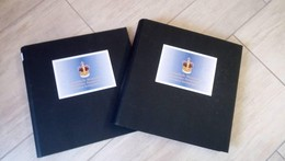 2026 LADY DIANA COLLEZIONE SU 2 ALBUM FOGLIETTI MINISHEET FDC MNH** VERY FINE - Collezioni (in Album)