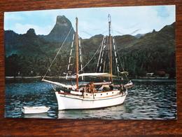 L6/22 Tahiti. Mooréa - Polynésie Française