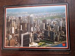 L6/23 Etats Unis. New York City . Vue Aérienne - Multi-vues, Vues Panoramiques