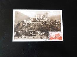 CARTE MAXIMUM     ST BERTRAND DE COMMINGES - 1940-49