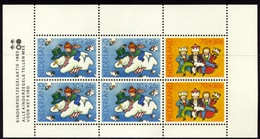 Nederland 1983, Netherlands, Niederlande, Pays-Bas, NVPH 1299, Mi Block 25, MNH - Periode 1980-... (Beatrix)