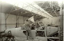 BOULTON PAUL BALLIOL       MERCURY PROTO  13 * 20 CM - Aviazione
