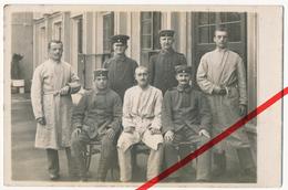 Original Foto - Bernburg (Saale) - Lazarett - Ca. 1915 - Bernburg (Saale)