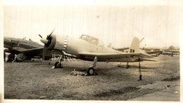 BOULTON PAUL BALLIOL       MERCURY PROTO  11 * 7 CM - Aviazione