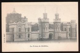 LA PRISON DE ST.GILLES - St-Gilles - St-Gillis