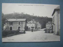 ST AULAIRE GARE - QUARTIER DE LA GARE - France