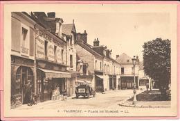 Valencay - Place Du Marché - France