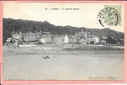Jersey - St Aubin's Beach - Jersey