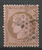CERES N° 58 OBL TB - 1871-1875 Ceres